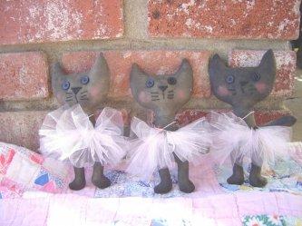 Kittyballerinas