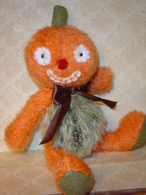 Pumpkinheadmohair